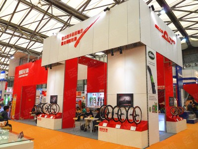 CHAOYANG Tire Exhibition Design