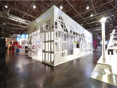 beMatrix Exhibition Design Structures