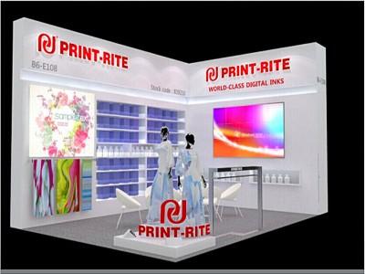 Print-Rite Foreign Exhibition Design